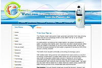 Atmospheric water generators